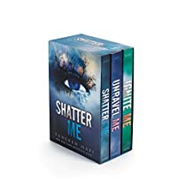 Shatter me series Box Set: Shatter me, unravel me, ignite me