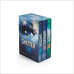 Shatter Me Box Set: Amazon.es: Mafi, Tahereh, Mafi, Tahereh ...