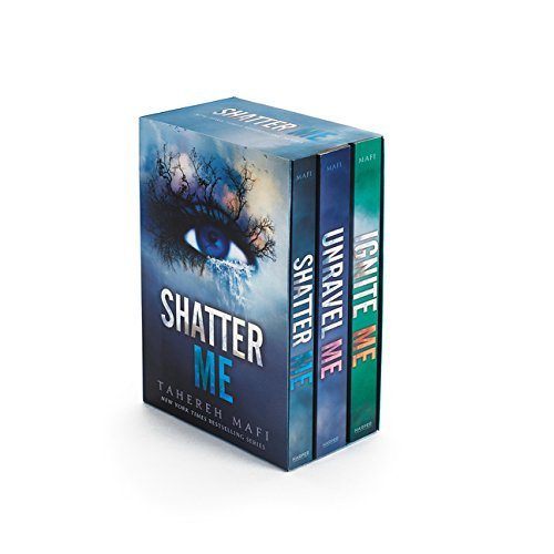Shatter Me Series 3-Book Box Set