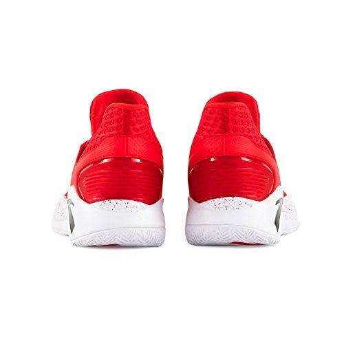 ANTA Light Herren Basketballschuh Training Sneaker rot