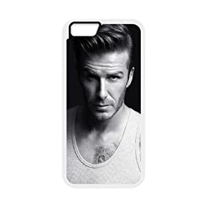 Custom Cover Case Fashion Beckham Time For iPhone 6 4.7 Inch SXSWF947964