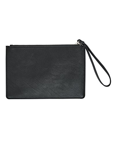 Black lettering amore Clutch with with lettering amore HALLHUBER HALLHUBER Clutch 47EAnzq7