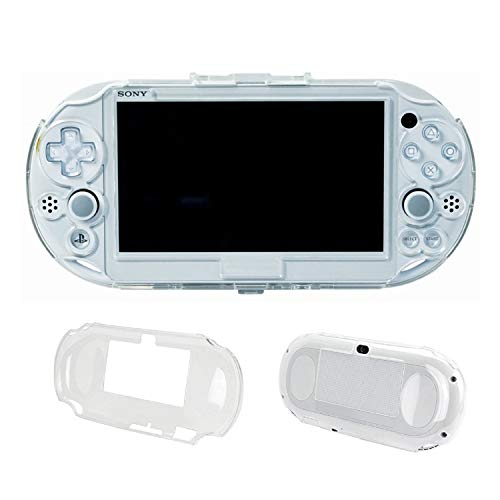 a 2000 Full cover Skin Crystal Clear Hard Case For PSV2000 ()
