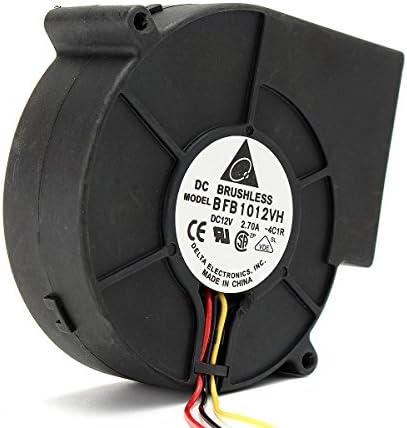 Tutoy Dc12V 4500Rpm Ventilador Sin Escobillas De Refrigeración ...