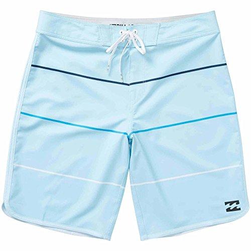 Billabong Men's 73 Stretch Boardshorts, Coastal Stripe, 36 -