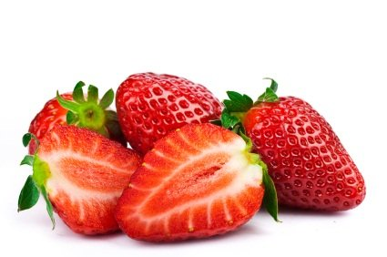 Frozen Organic Strawberries 4.5 lbs