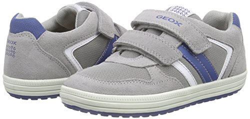 Pictures of Geox Boys' CVITA28 Grey/Blue    J62A4A1422C0244 Grey/Blue 4