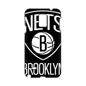 Cool-benz BROOKLYN NETS nba basketball (3D)Phone Case for Samsung Galaxy note4
