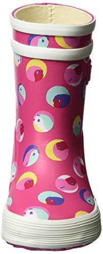 Aigle Flac Glittery, Mocasines Pie para Bebés Multicolor (Baby Flac Glittery)