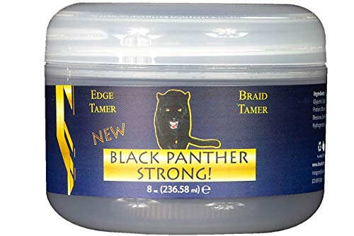 BLACK PANTHER STRONG -Edge and Braid Control POMADE 8 oz