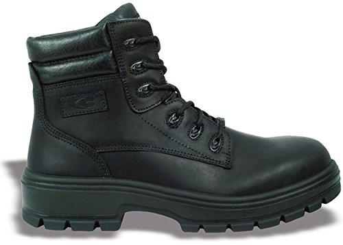 Cofra 82380-001.W42 Stanton S3 HRO SRC Chaussures de sécurité Taille 42 Noir