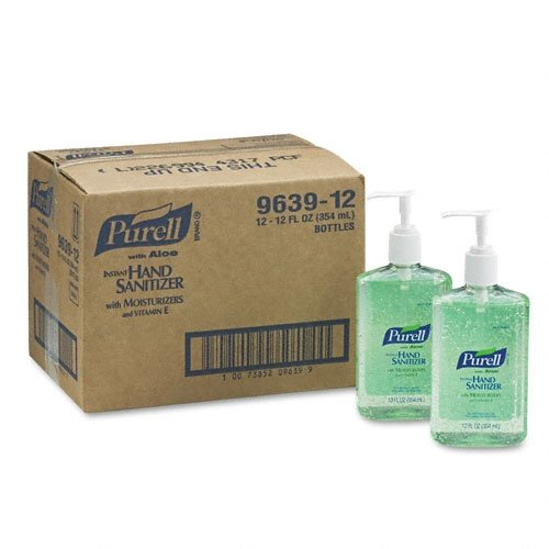 Purell Products illness causing Dermatologist tested residue free product image