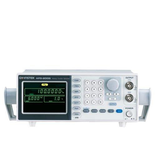 Instek Generator Offset (GW Instek AFG-2005 Arbitrary DDS Function Generator, 0.1Hz to 5MHz Frequency Range)