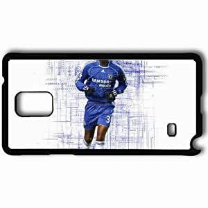 Personalized Samsung Note 4 Cell phone Case/Cover Skin Anelka Nicolas Anelka Football Black