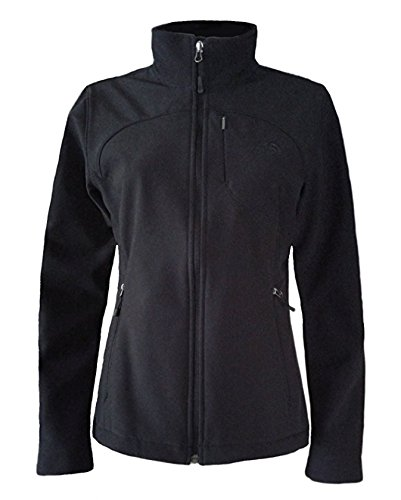 Womens Explorer Jacket - The North Face Women Apex Bionic Black in X-Large