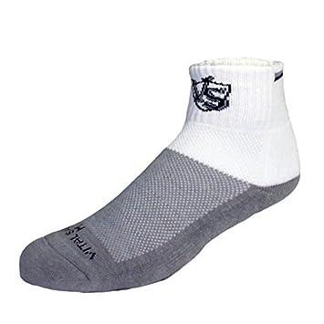 Vital Salveo- Outdoor Bamboo Charcoal Cushion Thick Sport Socks Vital Silver