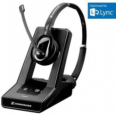 Dect Wireless Binaural Headset