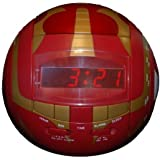 Digital Blue Bakugan Red Alarm Clock Radio by Digital Blue by Digital Blue