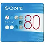 Sony Recordable MD BASIC 80 1p