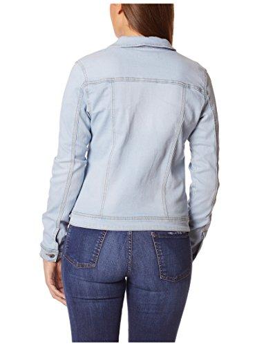 Hellblau jeans da di trattamento con donna Berydale tendenza di Blu Giacca ZxUw1vPq6