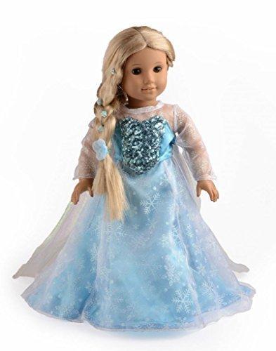 Sweet (Queen Elsa Costume)