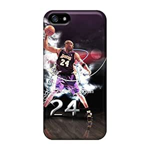 Awesome Case Cover/Case For Sumsung Galaxy S4 I9500 Cover Defender Case Cover(kobe Bryant Sport)