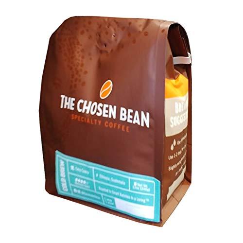 The Chosen Bean Cold Brew Coffee Coarse Ground Premium Medium Dark Roast Micro Roasted Low Acidity 12ounce