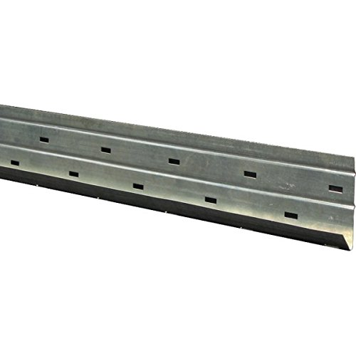 NextStone 4ft. Metal Starter Strip for NextStone Polyurethane Stone Panels (Stone Strip)