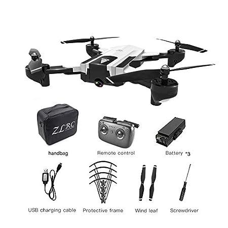 SG900 Plegable RC Drone Cámara 4K Posición de flujo óptico Avión ...