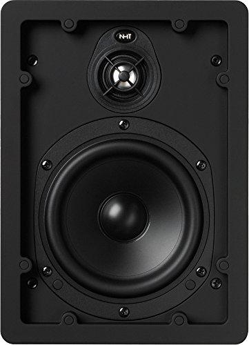 (NHT AiW-ARC Absolute In-Wall Loudspeaker, Single, Matte White)