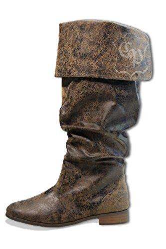 CP-Schuhe, Bottes pour Homme