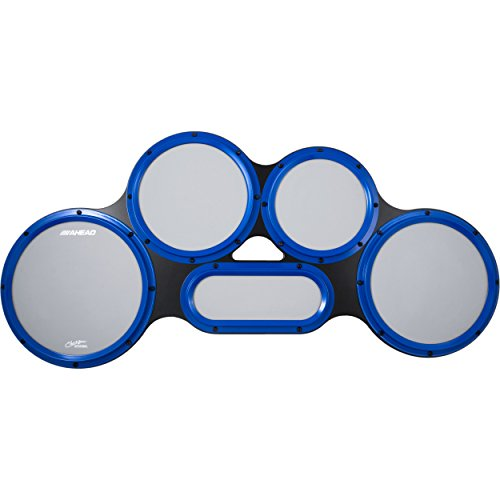 Ahead Chavez Arsenal Tenor Pad with Gray Gum Rubber and Blue ()