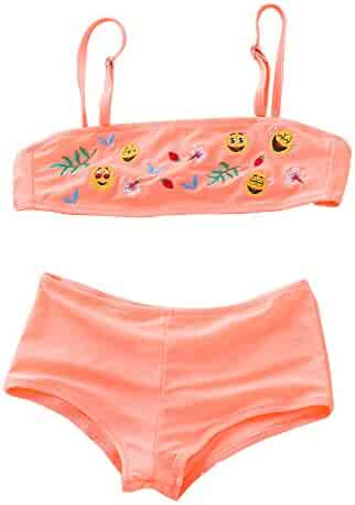 fb20bfbdc7b36 Shopping 2 Stars   Up - Oranges - Swim - Clothing - Girls - Clothing ...