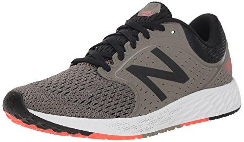 Image of New Balance Men's Zante V4 Fresh Foam Running Shoe, Grey, 10.5 D US