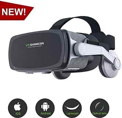 5ca9fa84130 Amazon.com    2019 New Version   Virtual Reality Headset