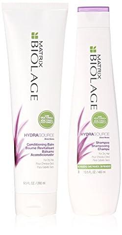 Matrix Biolage Hydrasourse Shampoo & Conditioning Balm Duo (Matrix Biolage Conditioning)