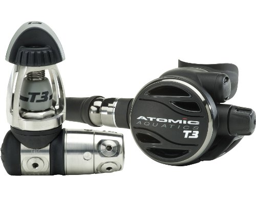 Huish Outdoors Atomic T3 Titanium Regulator