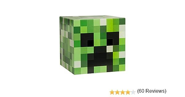 Minecraft - Máscara para Disfraz de Adulto (Spin Master 6022521 ...