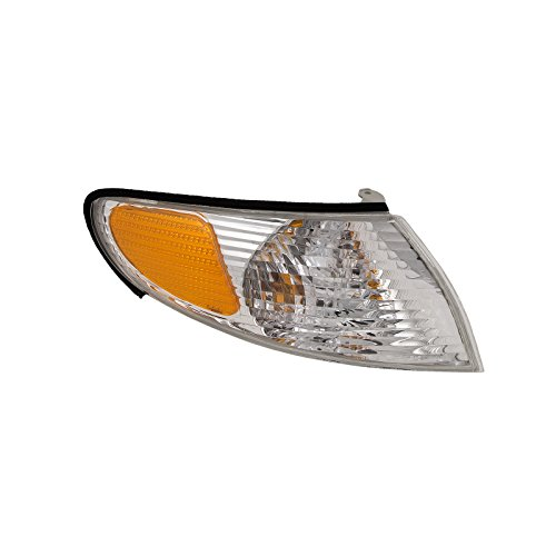 Replacement Headlight Toyota Solara (Headlights Depot Toyota Solara Park/Signal Light OE Style Replacement Passenger Side New)