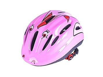 Blueqier Deportes Cascos Protectores para Niños al Aire Libre Casco para Ciclistas Ligero y Cómodo para Niños (Color Rosa) Cascos de Ciclo: Amazon.es: ...