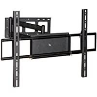 Monoprice 104562 Articulating HDTV Wall Mount Bracket, Black