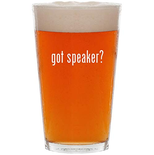 Pint Beer Glass ()