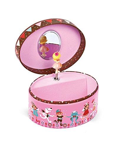 Janod Petrushka Oval Musical Jewelry product image