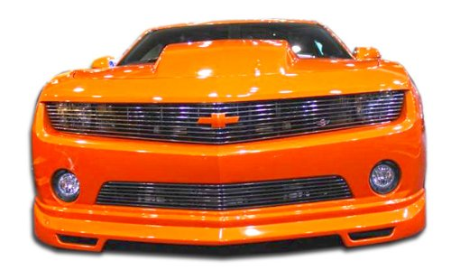 Duraflex ED-NWO-147 Racer Front Lip Under Spoiler Air Dam - 1 Piece Body Kit - Fits Chevrolet Camaro 2010-2013 ()
