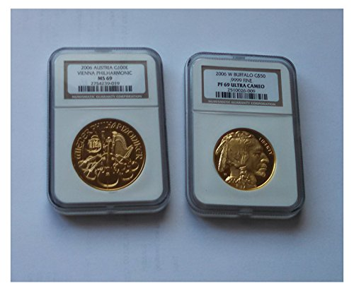 Gold Two Coin Set