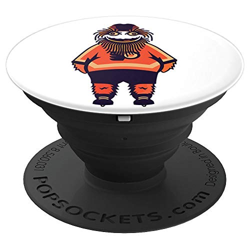 It's Always Gritty In Philadelphia T Shirt Funny Hockey Gift - PopSockets Grip and Stand for Phones and -