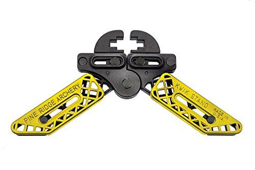 Pine Ridge Archery Kwik Stand Bow Support, Yellow