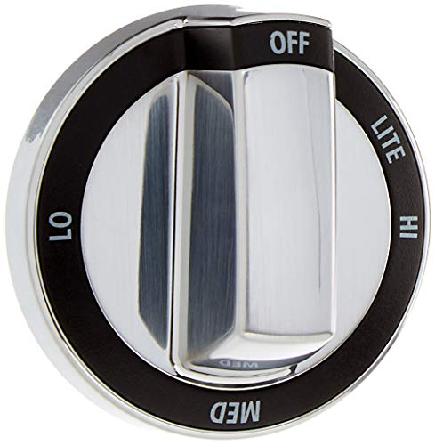 (Whirlpool WPW10415450 Range Surface Burner Knob)