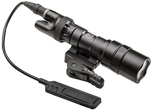 SureFire M322C Compact Scout Light with ADM Mount & DS07 Switch (Compact Flashlight Surefire)