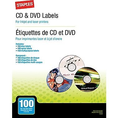 (CD/DVD Labels)